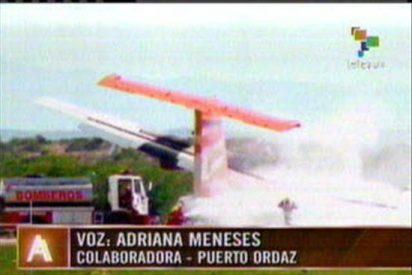 Confirman 14 fallecidos y 33 heridos en accidente aéreo en Venezuela