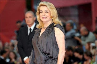 """Deneuve y Depardieu se reúnen en la gran pantalla con la comedia """"Potiche"""""""