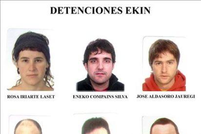 Detenida la dirección de Ekin en los primeros arrestos tras el cese de actividades de ETA