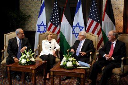 Israelíes y palestinos entran de lleno en sus negociaciones de paz
