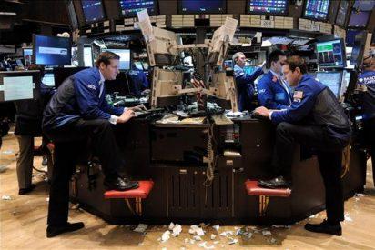 El índice Dow Jones baja un 0,17 por ciento al cierre de una sesión variable