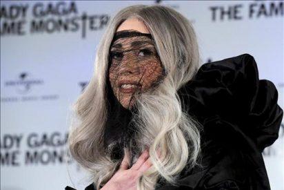 """""""No soy un trozo de carne"""", dice Lady Gaga que defiende su vestido de los premios MTV"""