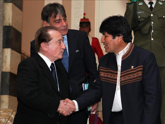 La FIFA no logra convencer a Morales de salvar de la quiebra a la federación local