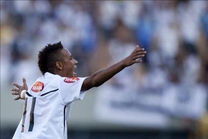 El joven astro brasileño Neymar desata una polémica por su insolencia