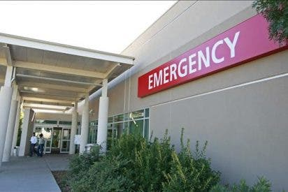Un desconocido dispara contra un médico en un hospital de Baltimore