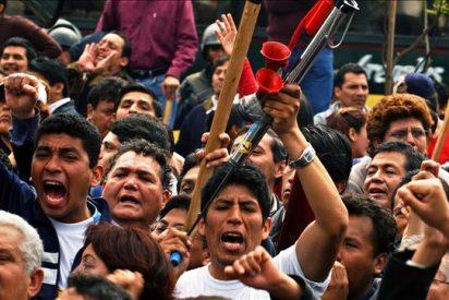 Protestas en el sur peruano dejan un muerto y 28 heridos