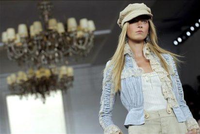 Ralph Lauren y Calvin Klein cierran la pasarela neoyorquina para el próximo verano