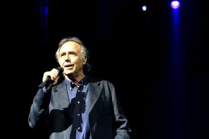 Serrat estremece a Madrid con los versos de Miguel Hernández