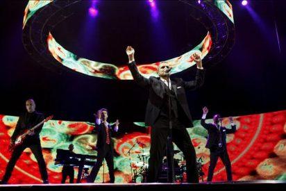 """Miguel Bosé hace palpitar al público madrileño con """"Cardio Tour"""""""