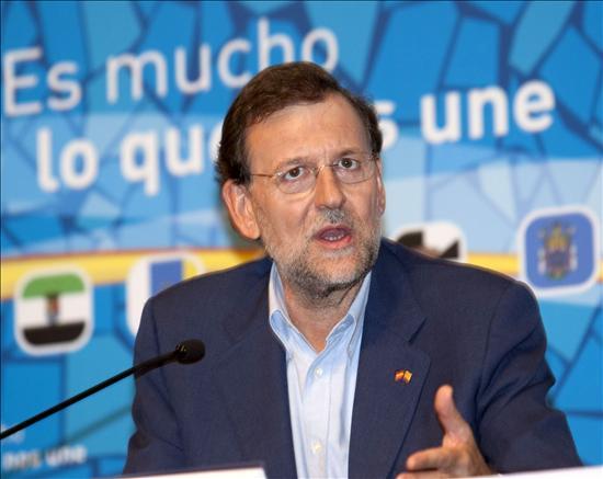 El día en que Rajoy quiso ser MR12