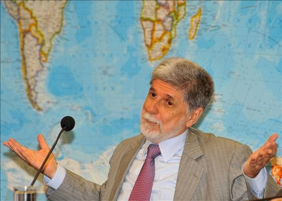 El canciller brasileño realiza una visita a Cuba de camino a la ONU