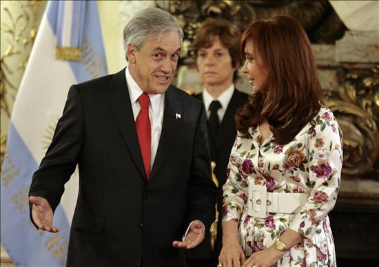 Piñera confirma una reunión con Cristina Fernández por la extradición de Apablaza