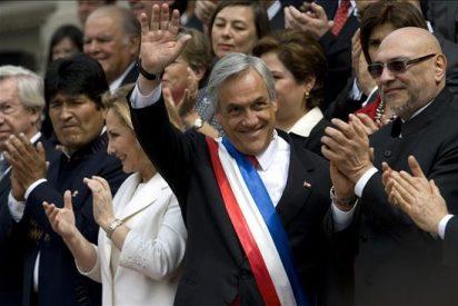 """Chile celebra 200 años """"con espíritu unidad"""" pero en un convulsionado momento"""