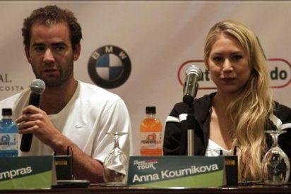 Anna Kournikova dice que está muy joven para casarse