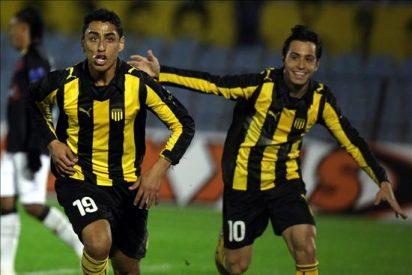 Debutó Solari en el campeón Peñarol, que cedió su segundo empate en el torneo