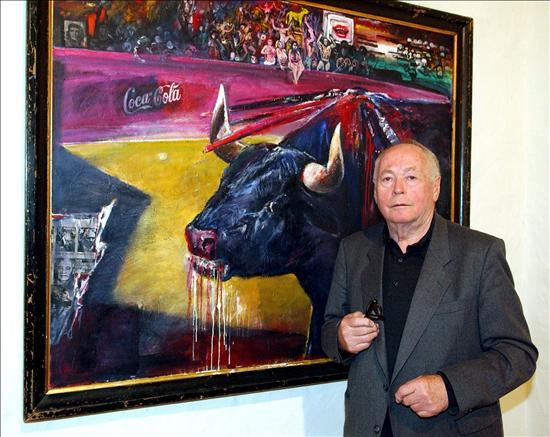 """Muere Womacka, representante del """"arte de Estado"""" de la Alemania comunista"""