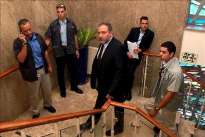 Lieberman dice que el Estado palestino deberá acoger a los árabes-israelíes
