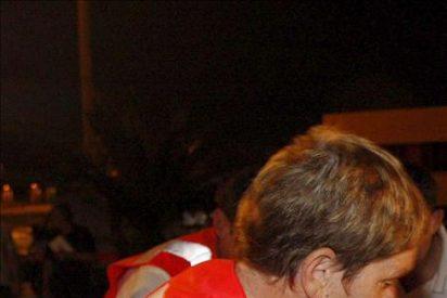 Interceptan una embarcación con doce inmigrantes en el puerto deportivo de Melilla