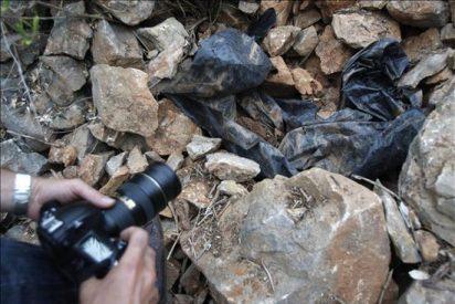 Descubierto un depósito de armas vinculado a ETA en el sureste de Francia
