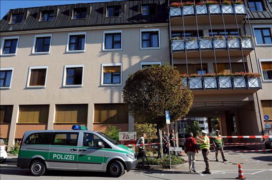 Una mujer de 41 años fue quien mató a tres personas en el sur de Alemania