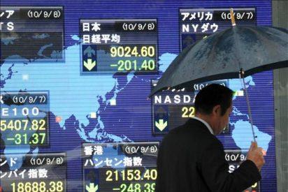 El Nikkei baja 23,98 puntos, el 0,25 por ciento, hasta 9.602,11 puntos