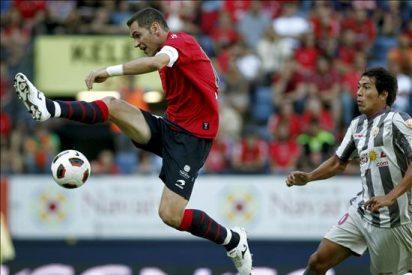 El Osasuna juega su primera final tras transmitir malas sensaciones