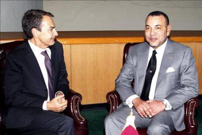 El Rey de Marruecos y Zapatero apuestan por el respeto y la buena voluntad