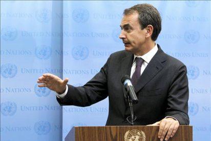 Zapatero explica en EE.UU. los ajustes hechos para mejorar la economía española