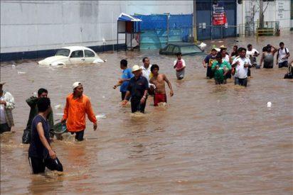 Karl deja 1 millón damnificados y 3.900 millones dólares en daños en Veracruz