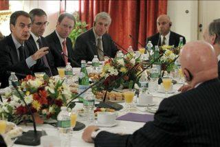 Zapatero ratifica a los inversores de EE.UU su firme determinación de reformas