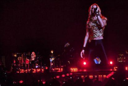 Una polifacética Shakira seduce al Madison Square Garden con su nueva gira