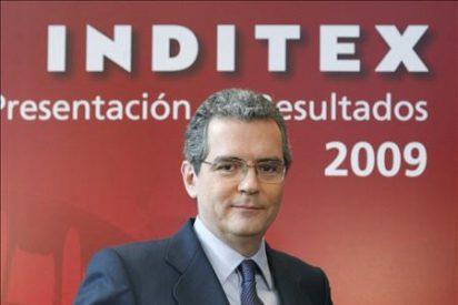 Inditex ganó 628 millones de euros en su primer semestre fiscal, el 68 por ciento más