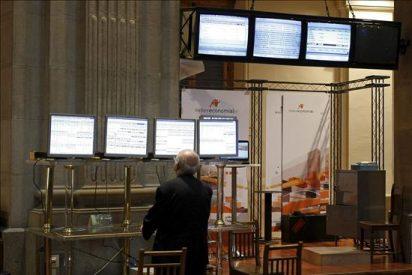 La Bolsa española sube el 2,15 por ciento y recupera el nivel de los 10.700 puntos