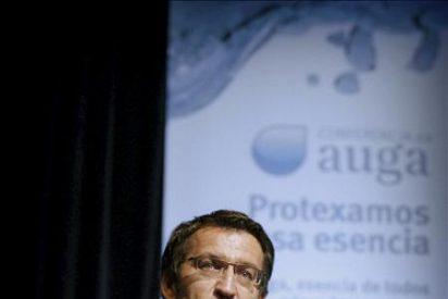 "Feijóo acusa al Gobierno de ""mala fe"" al negar a Galicia competencias de Euskadi"