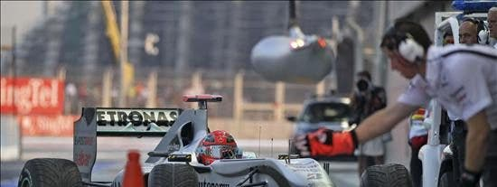 Webber mejor tiempo en la primera sesión de Singapur, Alguersuari quinto y Alonso undécimo