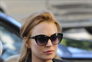 Lindsay Lohan queda libre bajo fianza horas después de ser condenada a cárcel