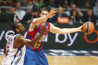 89-55. El Barcelona humilla al Real Madrid y jugará la final de la Supercopa
