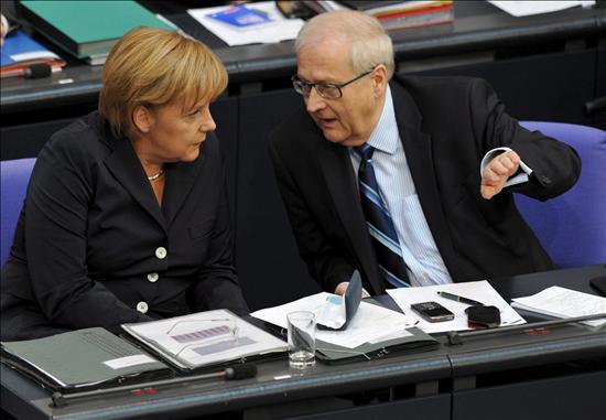 """El FMI pronostica un crecimiento del PIB alemán del 3,3 por ciento, según """"Spiegel"""""""