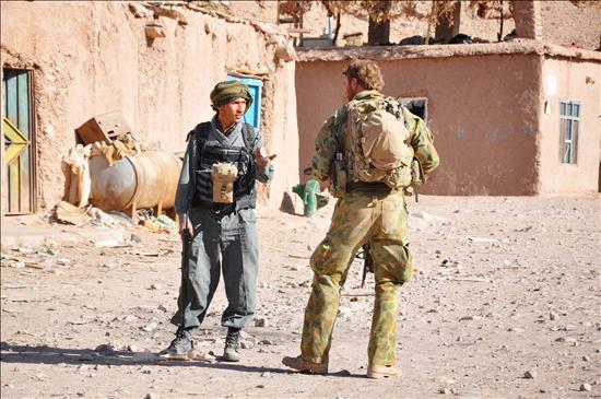 Primeros arrestos en la esperada ofensiva aliada en el corazón talibán afgano