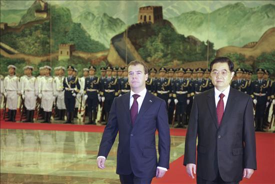 China y Rusia sitúan la energía como el eje de su cooperación económica