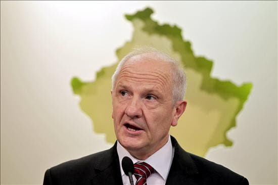 Dimite Fatmir Sejdiu, el primer presidente del Kosovo independiente