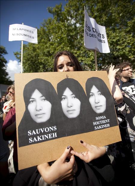 La iraní Ashtiani, condenada a ser ahorcada por el asesinato de su marido