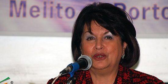 """Angela Napoli: """"Hay senadoras y diputadas que se han prostituido para lograr un escaño"""""""