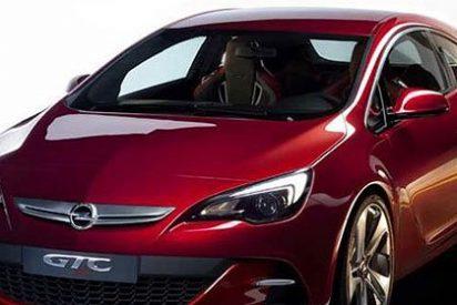 Opel mostrará el GTC en el Salón de París
