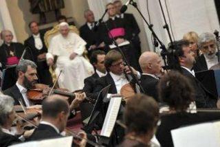 El Papa dice que el Réquiem de Mozart ayuda a mirar serenamente a la muerte