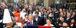 Chile celebró su bicentenario, recordando su impronta cristiana
