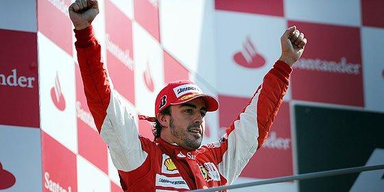 Más de 5 millones celebran con Fernando Alonso su éxito