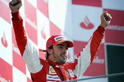 Alonso ya tiene pulso