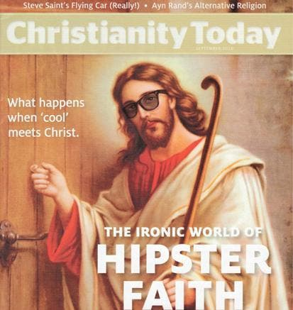 Un Jesucristo hipster