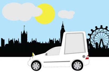 El Papa emprende una visita histórica al Reino Unido plagada de riesgos
